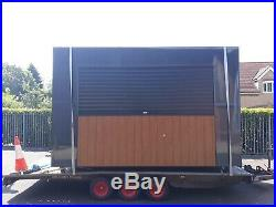 Brian James tri axle car transporter with tilt bed