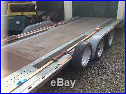 Brian james A max Car transport trailer