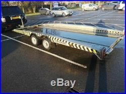 Brian james HIMAX car trailer 3500kg