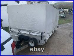 Brian james car transporter trailer