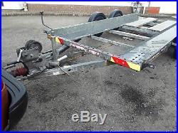 Brian james car transporter trailer 2600kg