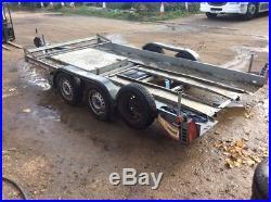 Brian james clubman car trailer