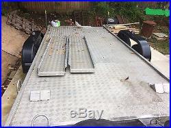 CAR TRAILER 14ft x 6ft Bed