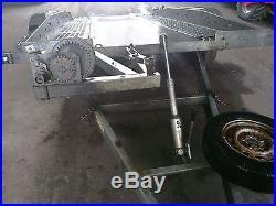 Car Trailer Transporter Brenderup! Very Good Condition