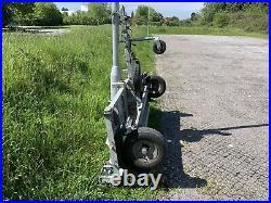 CMF Traverse MOTORBIKE trailer with spare motor bike erde pm310 brenderup