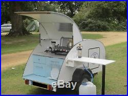 Camp Kitchen Camping Trailer with Kitchen