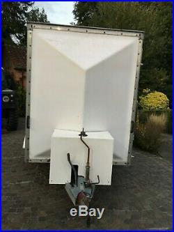 Camping Box Trailer / Roller Doors-Awning Karting/Motorcross used