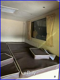 Camping Trailer Pod, Needs Finishing, GRP, Stainless Chassis, VW T4 T5 T6