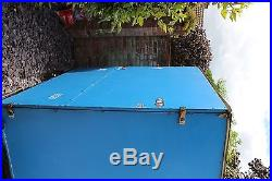 Car Box Trailer / Transporter with winch