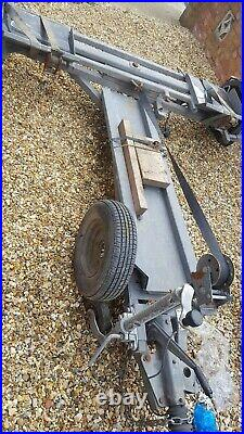 Car Dolly Recovery Trailer 1500kg