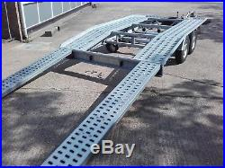 Car Trailer Transporter BRAND NEW Wheels Under Bed 3000kg
