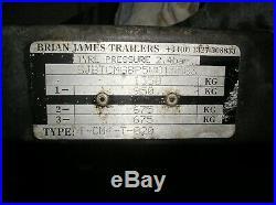 Car Trailer / Transporter Brian James