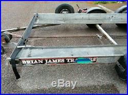 Car Trailer / Transporter Brian James // Knott Gnbh
