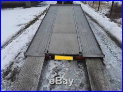 Car Trailer Transporter FLAT/TILT BED 3500KG
