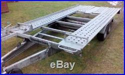 Car Trailer Transporter TILT BED 3000kg