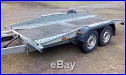 Car Trailer Transporter TILT BED Hydraulic
