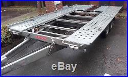 Car Trailer Transporter TILT BED Ready For Use
