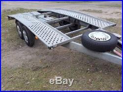 Car Trailer Transporter Wheels Under Bed