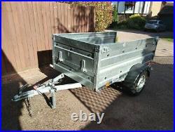 Car Trailer single axle 750kg