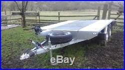 Car Transporter 2700KG Trailer BORO Jupiter 4.0m