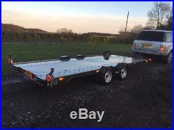 Car Transporter Tilt Bed Trailer Woodford