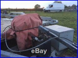 Car Transporter Trailer Brian James 2600kg Max