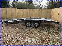 Car Transporter Trailer Immaculate Condition