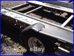 Car Transporter Trailer RECOVERY TRAILER BRIAN JAMES IFOR WILLAMS
