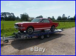 Car Transporter Trailer -Special low loader