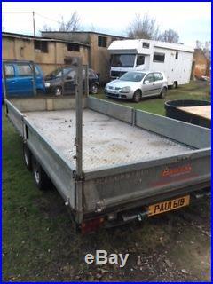 Car transporter/general purpose trailer