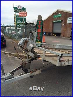 Car transpoter trailer tipper tilt bed 16ft