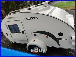 Caretta Teardrop Caravan camping trailer
