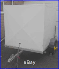 Conway Box Trailer VT500 VGC secure storage Camping VW Festival Summer