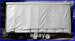 Curtain Sided Trailer Car Transporter