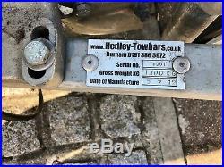 Deposit taken Two wheel tilting drive on car transporter trailer