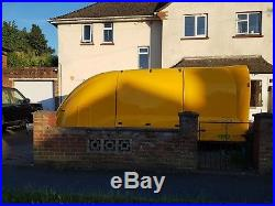 ECO trailer velocity RS in yellow 3500kg