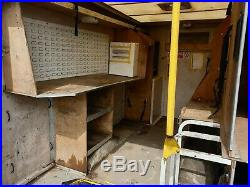 Ex Bt Box Trailer AL-KO Galvanised Chassis