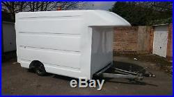 Ex Bt Box Trailer Galvanised Chassis