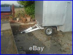 Ex NHS 3.5 ton large box trailer