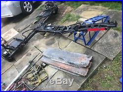 Ex Rac RDT Towing Dolly Full Fitting Kit Included