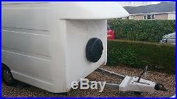 Ex bt box trailer