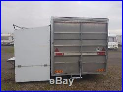 Exhibition Trailer, Market Stall, Business Opportunity