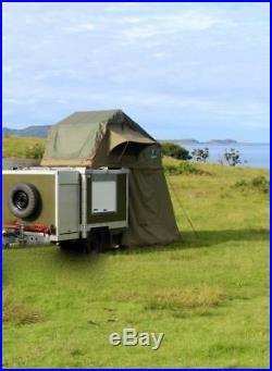 Expedition Trailer (Sankey Trailer) / Overland Trailer