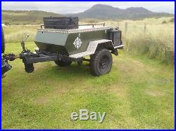 Expedition sankey off road 4x4 trailer