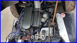 Fisher Fury race car, kit car, including trailer