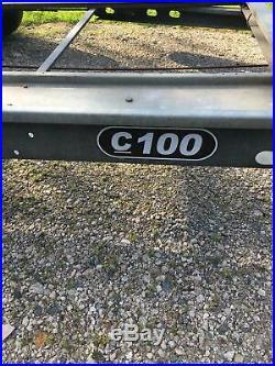 Fountain C100 Car Transport Trailer