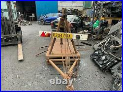 Harvey Frost Lift Crane Winch Body Van Pick Up Recovery Tow Towing