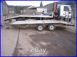 Hazlewood, 3.5, Ton, Car/Van/4x4, Very Heavy duty, Trailer, 16.5ftx6.5ft/Brian James
