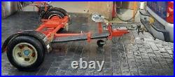 Heavy Duty car towing dolly Newly Refurbished With Hydraulic Brakes