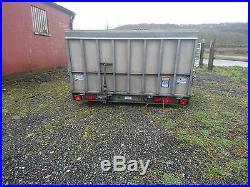 Ifor Williams Ct166 Tilt Bed Trailer/car Transporter